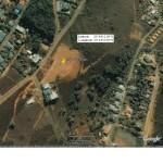 Foto aérea Terreno e Vizinhos